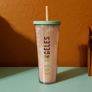 Starbucks Los Angeles Tumbler, 24 oz